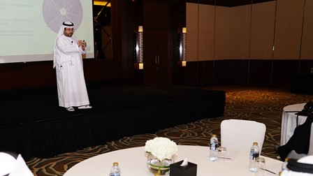 "Dubai Customs showcases its ""Productivity Disruption Project"" in 3rd Forum of HR Directors 2019caption of image"